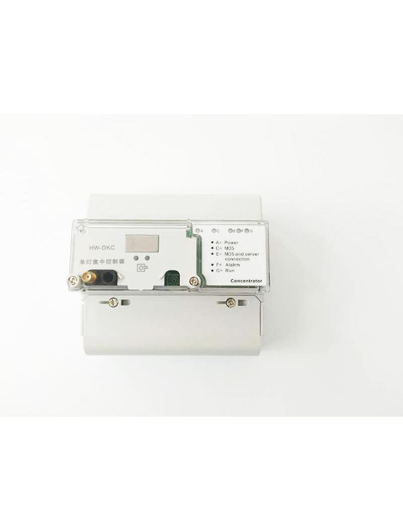 電力載波單燈集中控制器