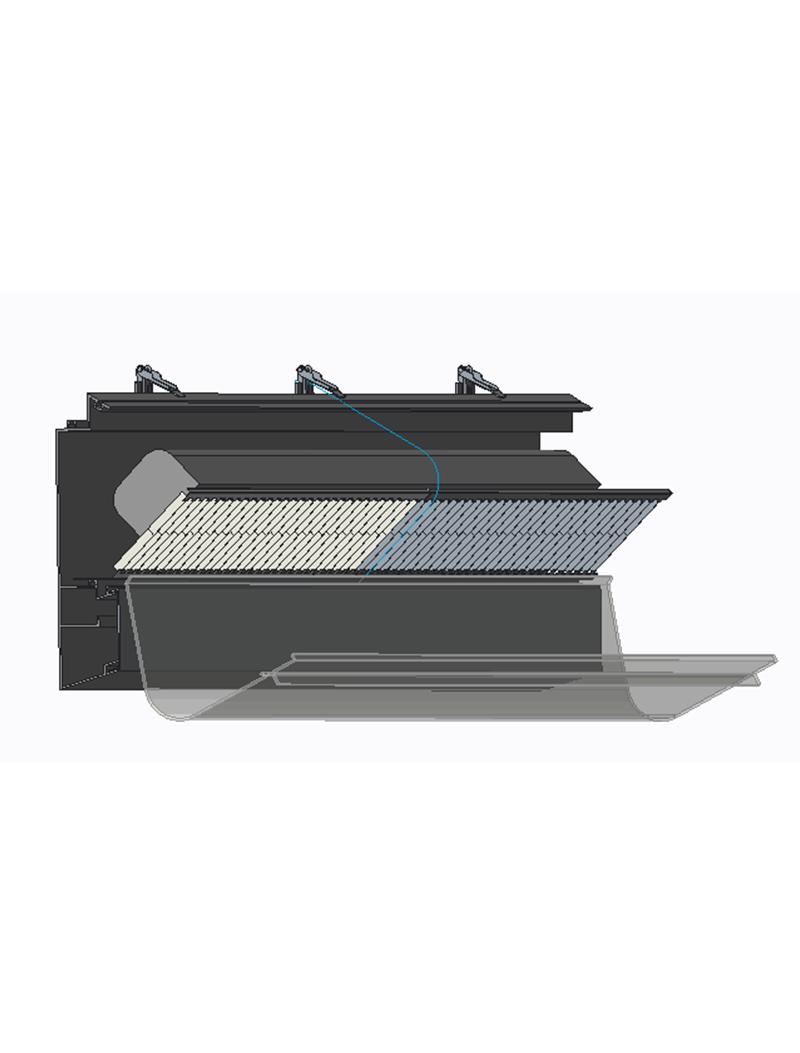組合式LED光帶燈具(HW-ZHIA-01)